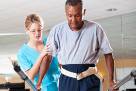 Neurological rehabilitation physiotherapy - Occupational therapy