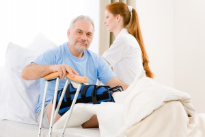 Post surgical physiotherapy